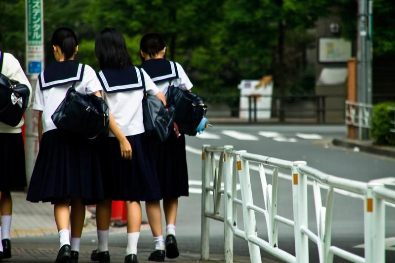 思春期の学生